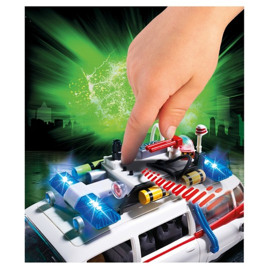 Playmobil Ghostbusters ECTO-1 image number null