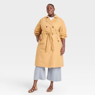 Women's Trench Coat - Who What Wear™ Beige