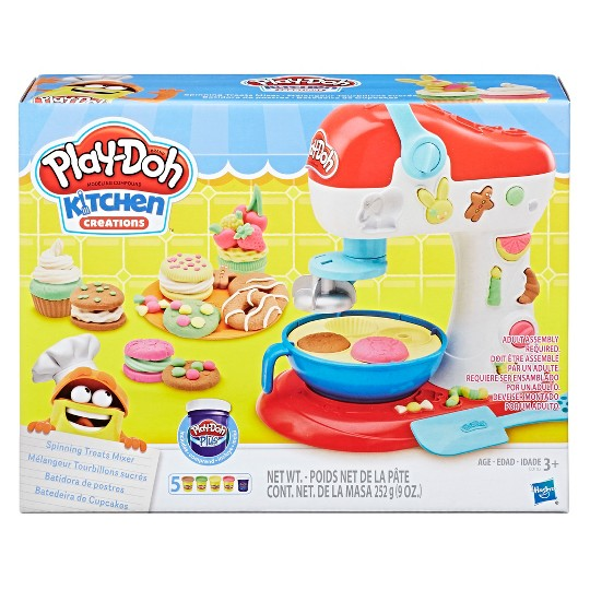Play-Doh Kitchen Creations Spinning Treats Mixer image number null