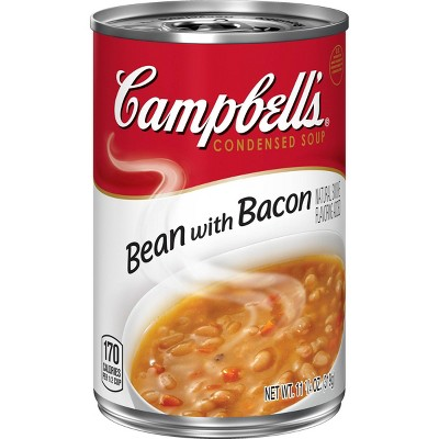 Campbell's Condensed Bean with Bacon Soup 11.5oz