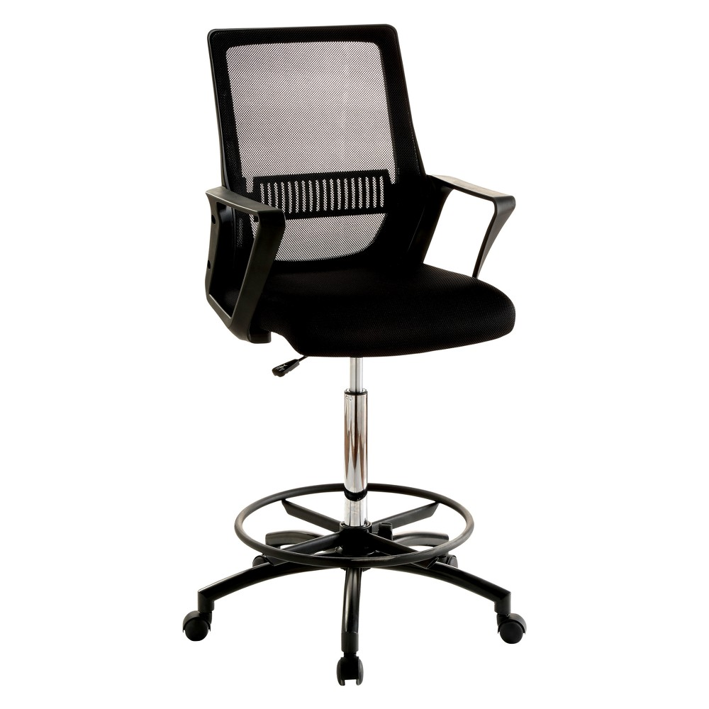 Jameson Modern Ergonomic Office Chair Black - Homes: Inside + Out