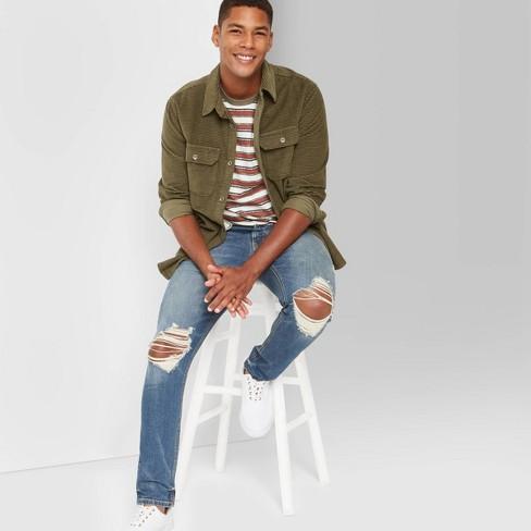 Men's Taper Fit Jeans - Original Use™ - image 1 of 3