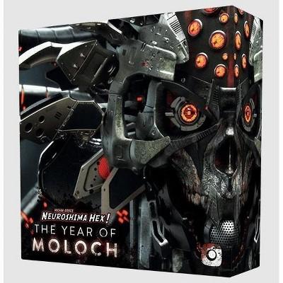 Neuroshima Hex - The Year of Moloch Board Game