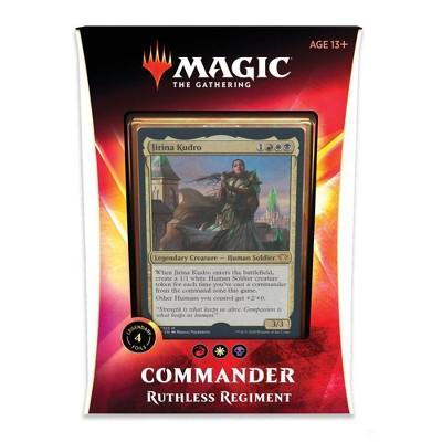 Magic: The Gathering Ikoria: Lair of Behemoths Commander Deck Ruthless Regiment