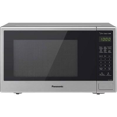 Panasonic 1.3 Countertop Microwave Oven Stainless Steel