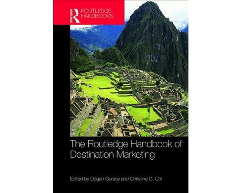 Routledge Handbook of Destination Marketing -  (Routledge Handbooks) (Hardcover) - image 1 of 1