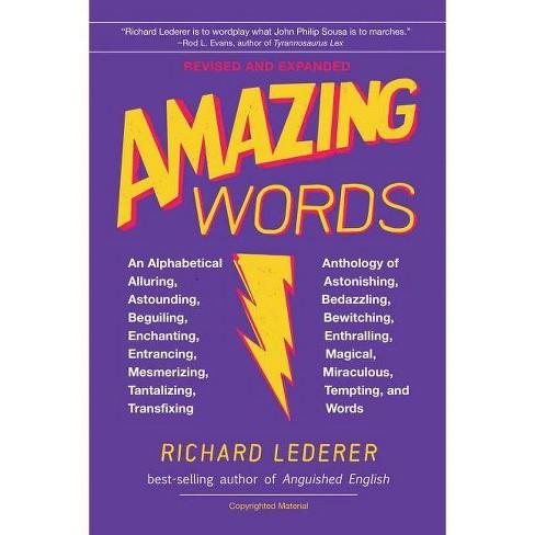 Amazing Words - 2 Edition by  Richard Lederer (Paperback) - image 1 of 1