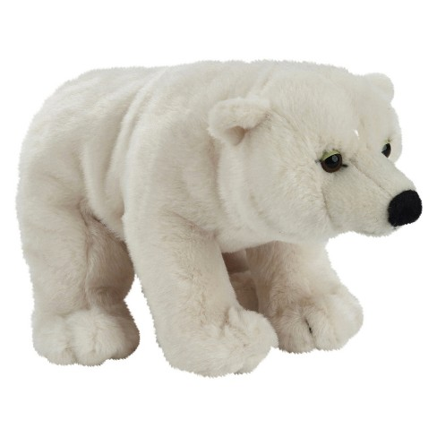 Lelly National Geographic Polar Bear Plush Toy Target