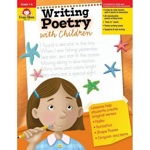Writing Poetry with Children - by  Evan-Moor Educational Publishers (Paperback) - image 1 of 1