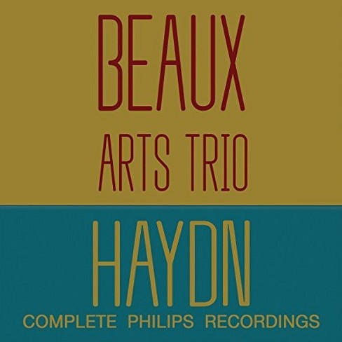 Beaux Arts Trio - Haydn:Complete Piano Trios (CD) - image 1 of 1