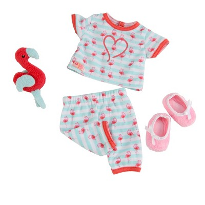 """Our Generation Early Bird Pajama Outfit for 18"""" Dolls"""