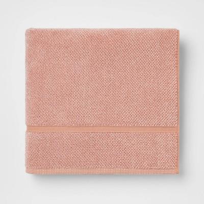Performance Texture Bath Towel Clay - Threshold™