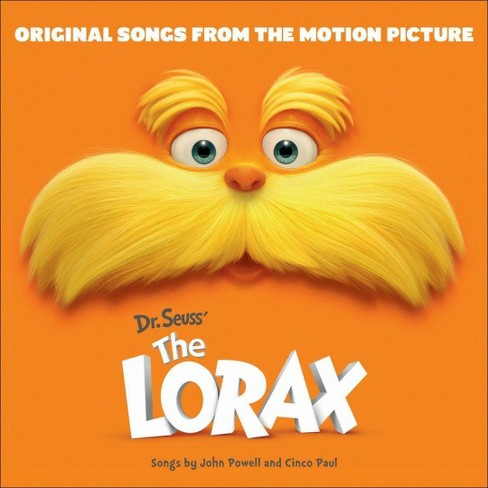 Various - Lorax:Original songs from the motion (CD) - image 1 of 1