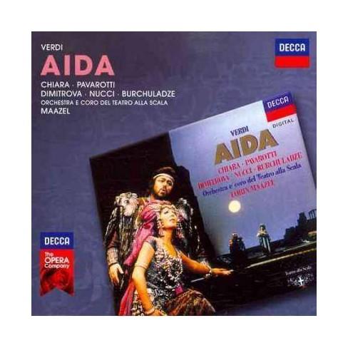 Maria Chiara - Verdi: Aida (CD) - image 1 of 1
