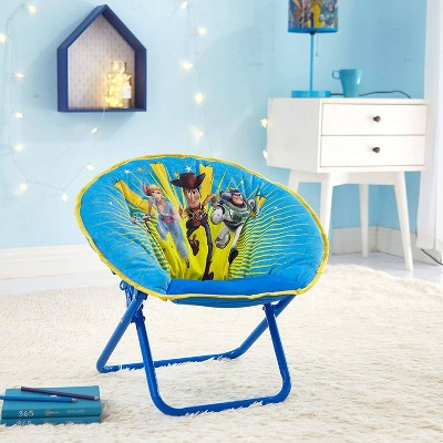 """19"""" Toy Story 4 Toddler Mini Saucer Chair"""