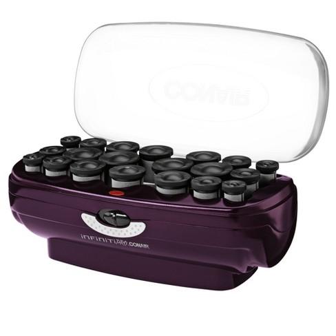 Conair Infiniti Pro Curling Hot Rollers Purple