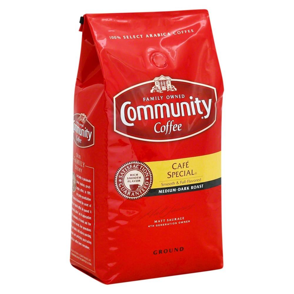 Community Coffee Café Special Medium Roast Ground Coffee - 32oz