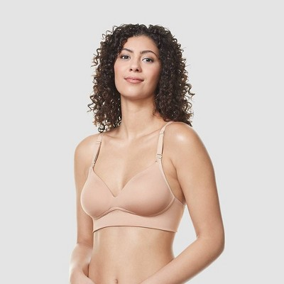 Simply Perfect by Warner's Women's Longline Convertible Wirefree Bra