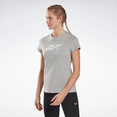 Reebok Training Essentials Vector Graphic Tee Womens Athletic T-Shirts