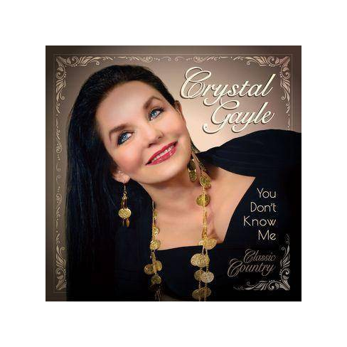 Crystal Gayle - You Don't Know Me (Vinyl) - image 1 of 1