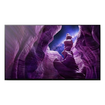 """Sony XBR65A8H 65"""" BRAVIA OLED 4K Smart TV with HDR"""