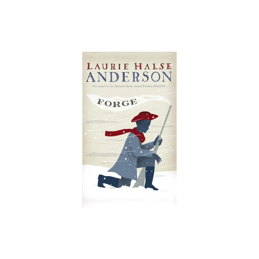 Forge (Large Print) (Hardcover) (Laurie Halse Anderson)