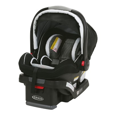 Graco SnugRide SnugLock 35 LX Infant Car Seat Featuring Safety Surround Technology Jacks