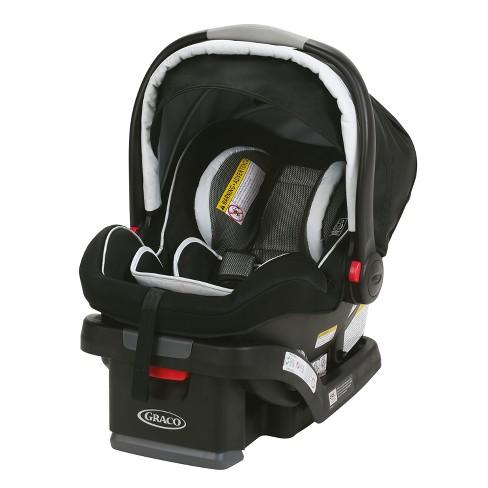 Graco SnugRide SnugLock 35 LX Infant Car Seat Featuring Safety Surround Technology - Jacks - image 1 of 4