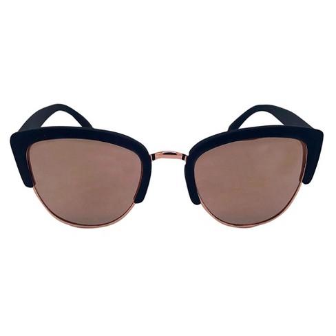 cb58fa6121 Women s Cateye Sunglasses - A New Day™ Black. Shop all ...