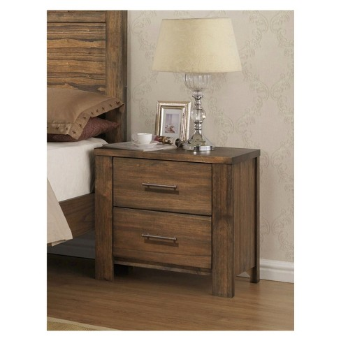 Brayden Nightstand - Satin Mindi - Progressive Furniture - image 1 of 1