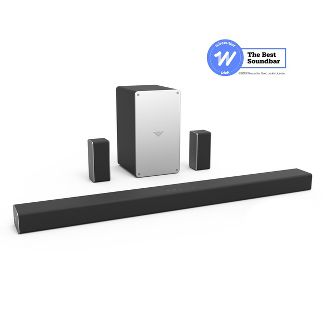 "VIZIO 36"" 5.1 Sound Bar System - Black (SB3651-E6)"