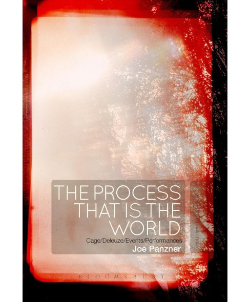 Process That Is the World : Cage / Deleuze / Events / Performances (Paperback) (Joe Panzner) - image 1 of 1