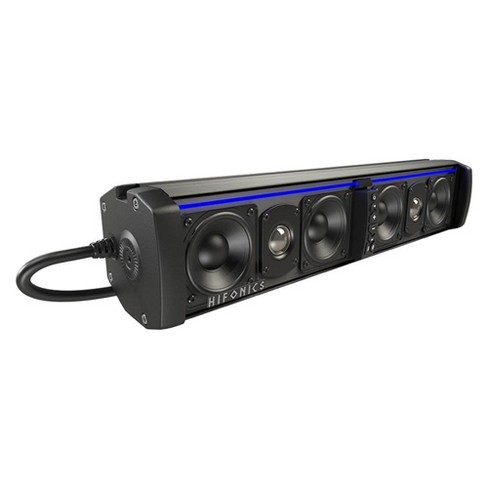 Hifonics Powered Bluetooth 6-Speaker ATV UTV Sound Bar w/ Integrated Amp   TPS6 - image 1 of 4