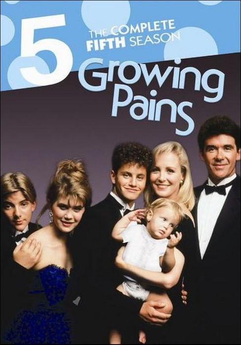 Growing pains:Complete fifth season (DVD) - image 1 of 1