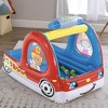 Fisher-Price 93531E Inflatable Toddler Kids Truck Ball Pit with 25 Play Balls - image 3 of 4