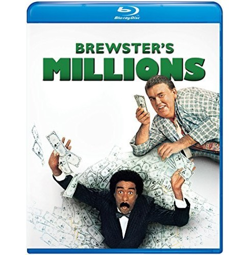 Brewster's Millions (Blu-ray) - image 1 of 1
