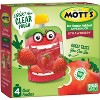 Mott's Unsweetened Strawberry Applesauce - 4ct/3.2oz Pouches - image 4 of 4