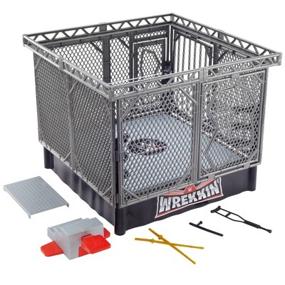 WWE Wrekkin' Collision Cage Playset