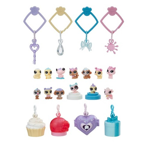 Littlest Pet Shop Frosting Frenzy Pack - 8pc - image 1 of 7
