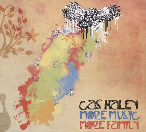 Cas haley - More music more family (CD) - image 1 of 1