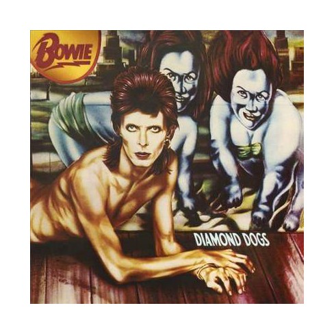 David Bowie - Diamond Dogs (Vinyl) - image 1 of 1