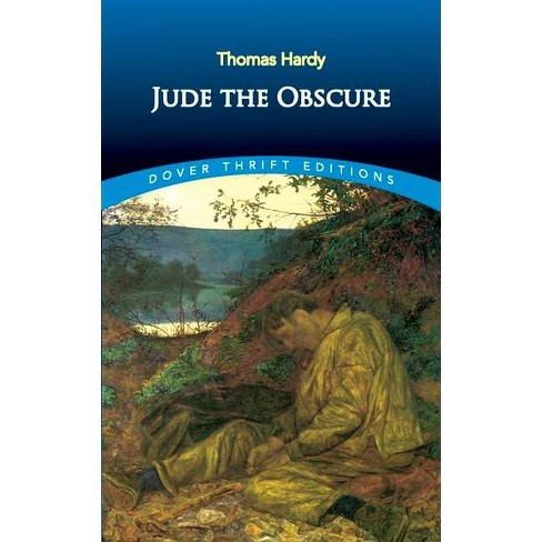 Jude the Obscure - (Dover Thrift Editions) by  Thomas Hardy (Paperback) - image 1 of 1