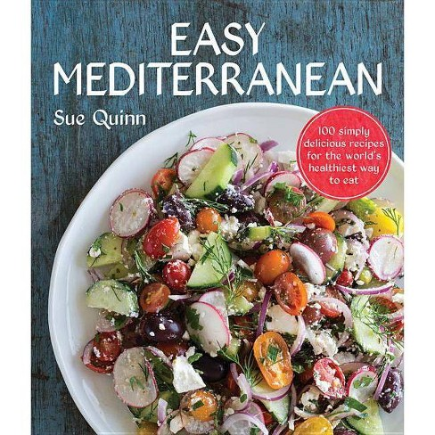 Easy Mediterranean - by  Sue Quinn (Paperback) - image 1 of 1