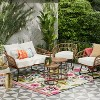 Southport Patio Chair + Half Linen - Opalhouse™ - image 3 of 4