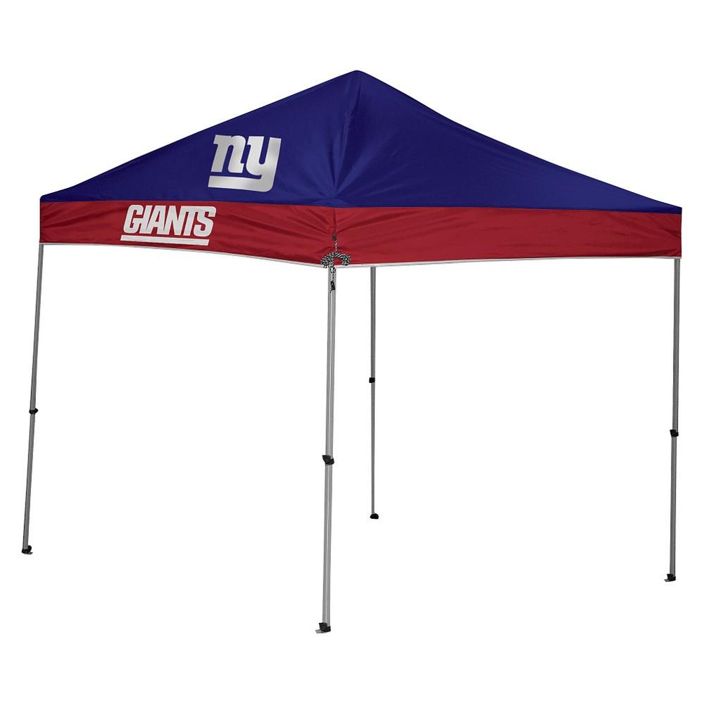 Rawlings NFL New York Giants 9'x9' Straight Leg Canopy Tent