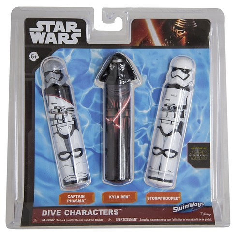 Star Wars Episode 7 Character Dive Sticks - image 1 of 1