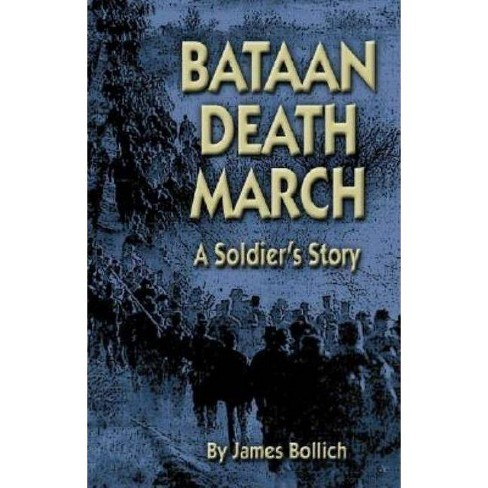 Bataan Death March - by  James Bollich (Paperback) - image 1 of 1