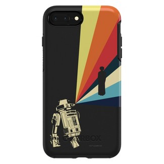 OtterBox Apple iPhone 8 Plus/7 Plus Star Wars Symmetry Case - R2-D2
