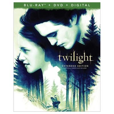 Twilight (Blu-ray + DVD + Digital)