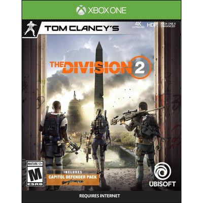 Tom Clancys: The Division 2 - Xbox One
